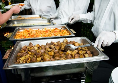 party holidays corporate catering menus miami