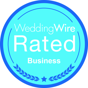 WeddingWire-Rated-Blue-Business