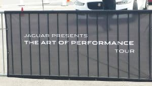 Jaguar- The Art of Performance Tour